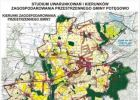 Studies of Conditions and Directions of Land Development for Potęgowo Municipality